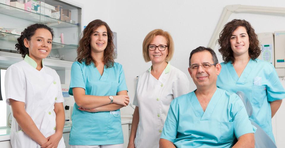 Simó Dental - Instalaciones y equipo humano